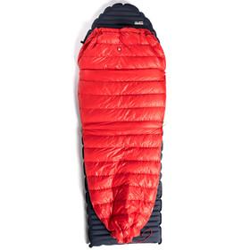 PAJAK QUEST Quilt Sacco a Pelo Universale, rosso